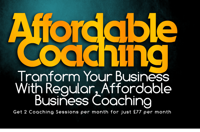 Business Coaching – What is it going to take YOU to succeed?