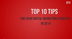Top Ten Tips for Your Inbound Digital Marketing Strategy
