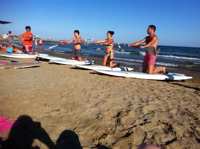 paddle-surf-lesson
