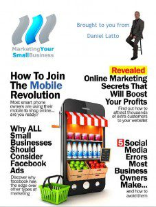 New December Edition of Marketing Your Small Business Magazine out now – Free
