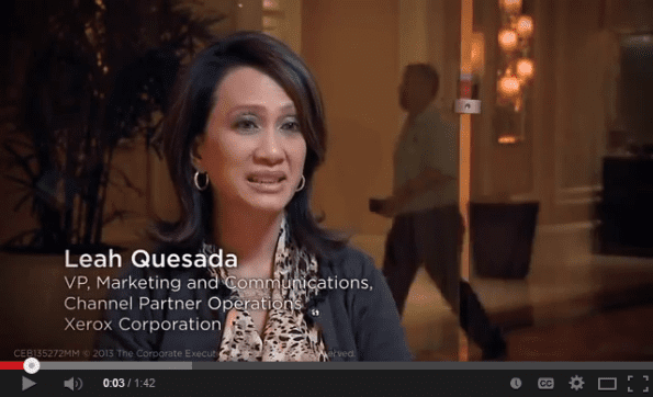 Inspired B2B Marketing with Xerox's Leah Quesada