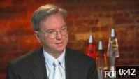 The value of business coaching from Google CEO Eric Schmidt