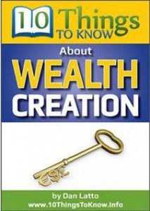 wealth creation book - small image